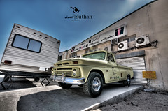 Vintage Truck (vineetsuthan) Tags: truck outdoor hdr nikond300s vineetsuthan
