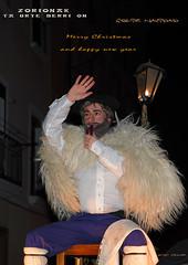 Feliz Navidad y Año Nuevo (Goyo Villar) Tags: navidad nochebuena navarra feliznavidad tudela olentzero olentzerodetudela