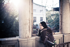 IMG_8816 ([PURE image] Nick Lin) Tags: light backlight friend lensflare   canonef35mmf14lusm   pureimage