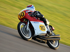 1964 MV Agusta 500/3 (autoidiodyssey) Tags: car race vintage 5003 1964 mv agusta barrysheenememorialtrophy 2011goodwoodrevival