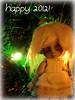 happy 2012!♥ (⚓ knitmad ⚓) Tags: tiny bjd fairygarden ddanne tentenii happy2012