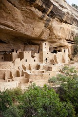 Cliff Palace - Mesa Verde, Colorado (travelswithkim) Tags: travel cliff house rock photo blog travels colorado kim image photoblog adobe mesaverde anasazi travelblog olson dwelling ancestralpuebloan cliffpalace kimolson travelswithkim