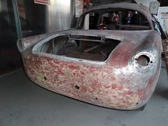 Fiat 1100 Sport TV Boano (Classic Virus) Tags: giannini boano fiat michelotti coachbuild 1955 1056 tv turismo veloce 103 1956 1100 restoration italy fiat1100