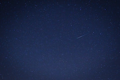 Quadrantid meteor shower: January 4, 2012 (Donovan Shortey) Tags: arizona indian tribal navajo tribe reservation indianer navaho shootingstar americansouthwest fallingstar navajonation meteorshower sdwesten quadrantid