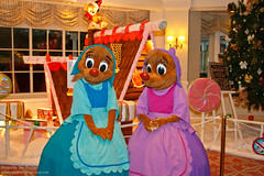DLP Dec 2011 - A Magical Moment at the Disneyland Hotel