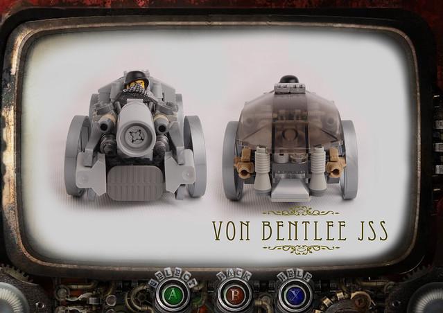 Von Bentlee JSS - Front/Back