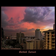 [Group 1]-P1040415_P1040423-3 images (tim, TimCooperPhotos.com) Tags: blue sunset orange thailand asia flickr cityscape bangkok pano timcooper