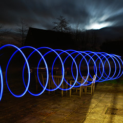 helix (-nightlight) Tags: uk longexposure trees light england sky cloud moon house tree cars home window silhouette night dark circle lens stars table spiral toys photography star wire nikon long exposure paint photographer chairs time cloudy garage spin country tube young orb tunnel el drain patio trail planet dna teenager rotation astronomy helix shire dslr 18 70 constellation worcester 2012 drift piddle polaris pershore d40 rpf noctography