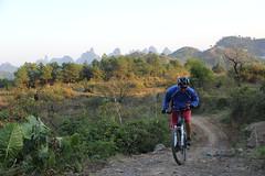 Xingping Back Roads (38) (Shark-Bait) Tags: china mountain ride yangshuo mountainbike xingping bikeasia