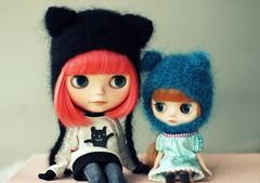 The perfect hats are Gamusina hats!!!