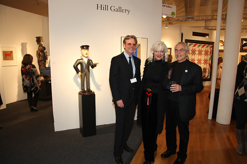 Tim Hill, Kendra Daniel, Allan Daniel