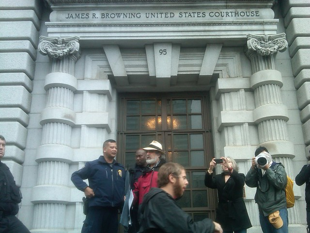 San Francisco-Occupy the Courts 2