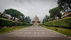 S.Pietro e Paolo - EUR - Roma - IMG_7995 (Nicola since 1972) Tags: rome roma church basilica eur pietroepaolo