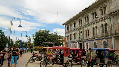 Around Iquitos