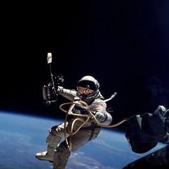 Ed White Performs First U.S. Spacewalk (NASA APPEL Knowledge Services) Tags: accident nasa astronauts launch edwhite gusgrissom apollo1 rogerchaffee explorions apollo204reviewboard