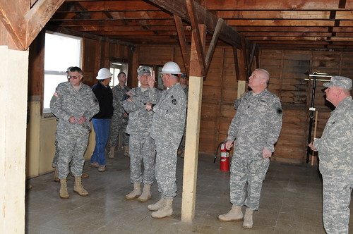 SMA visit to Camp Roberts