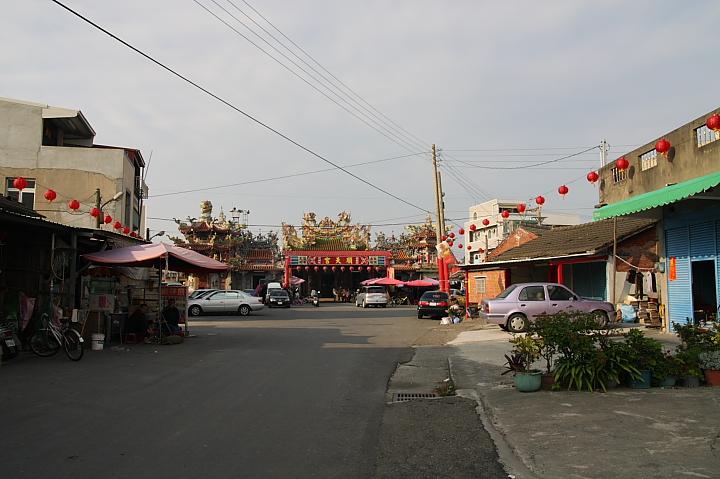 雲林水林蕃薯寮順天宮(立身媽祖)0020