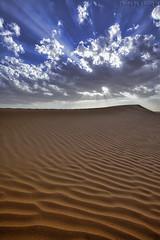 The Desert - Explore (TARIQ-M) Tags: sky cloud sun sunlight texture landscape sand waves pattern desert patterns dunes wave شمس riyadh saudiarabia hdr بر الصحراء canoneos5d الرياض سماء غيوم صحراء رمال سحب اشعة سحابة رمل طعس كانون المملكةالعربيةالسعودية غيمة الرمل خطوط صحاري ef1635mmf28liiusm canoneos5dmarkii نفود الرمال كثبان براري تموجات اشعةالشمس تموج نفد ripplesripple