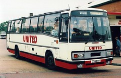 C39CWT (62756) Tags: automobile tiger united services paramount leyland plaxton