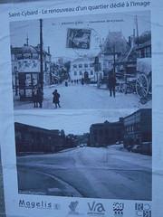 CARREFOUR BARROUILHET (marsupilami92) Tags: 16 charente poitoucharentes sudouest bd festival saintcybard carrefour affiche magelis france frankreich barrouilhet angoulême bandedessinée