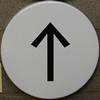 arrow (Leo Reynolds) Tags: xleol30x arrow squaredcircle sqlondon sqset072 signinformation canon eos 7d 0011sec f67 iso1250 50mm hpexif sign xx2012xx