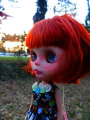 Little lost girl...