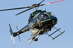 N407KS (sabian404) Tags: seattle county field washington chopper king bell aviation police helicopter boeing 407 bfi kbfi 53812 kingcountysheriffsoffice n407ks