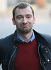 Charlie Condou at the ITV studios London, England