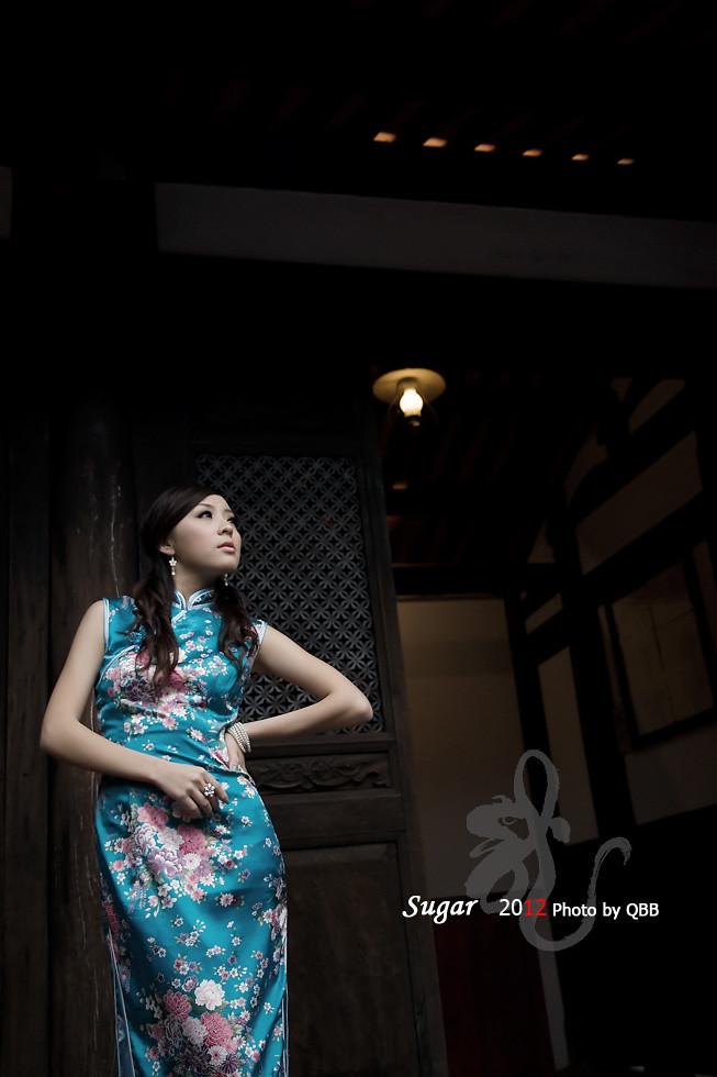 。。。壬辰年旗袍風。。。蜜棠