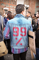 99% (Rachel Citron) Tags: nyc newyorkcity red money democracy hipsters nikon election politics 99 nyu nytimes gothamist unionsquare economy democrats obama banks jeanjacket curbed republicans unemployment protestsign liberals romney affirmativeaction socialchange inequality cuny gingrich writingonthewall disparity huffingtonpost occupy richvspoor collegeloans canadiantuxedo youthinrevolt toobigtofail campaign2012 thegreatrecession payingforcollege thelocaleastvillage occupywallstreet occupymovement instatetuition