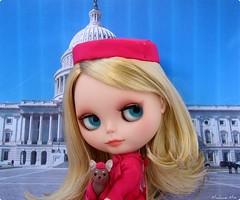 Custom caracterizada Legally Blonde para Carol Fung <3