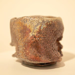 "<b>Cup</b><br/> M. Rude (LC '98) (Ceramics)<a href=""//farm8.static.flickr.com/7166/6847422175_89802be5c4_o.jpg"" title=""High res"">∝</a>"