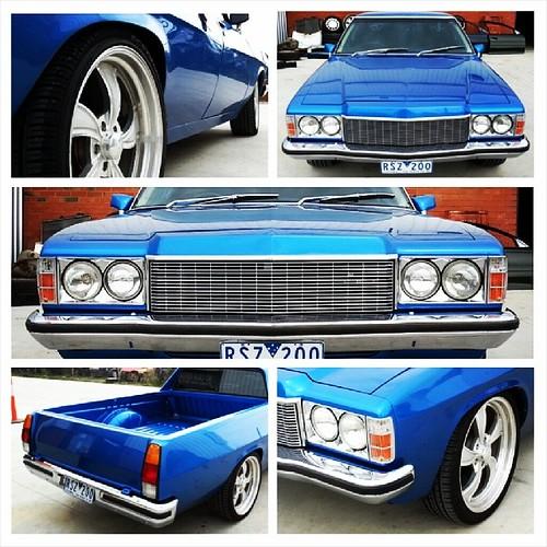 Classic Blue...