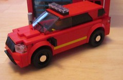 FD Chief FORD Explorer SC (cruzen19501) Tags: lego suv fd chief sc