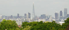 London City Skyline From The Horniman Museum (cocabeenslinky) Tags: from city uk england sky west building london tower heron st skyline museum cheese scrapers skyscraper lumix photos south united capital may kingdom pauls east panasonic level end catherdral shard grater 42 westend horniman natwest eastend the 2016 walkie talkie dmcg6 cocabeenslinkywest
