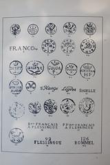 Postage stamps 1676 (Arne Kuilman) Tags: amsterdam stamps denhaag stamp postal postzegel franco collecting stempel gouda geschiedenis tekoop filatelie depoststempelsvannederland gefrankeerd