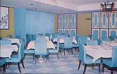Kenmount Restaurant, St John's, Newfoundland (SwellMap) Tags: architecture vintage advertising restaurant design pc cafe 60s fifties postcard suburbia style diner kitsch retro truckstop nostalgia chrome americana 50s roadside cafeteria googie populuxe sixties babyboomer consumer coldwar snackbar eatery midcentury spaceage driveinrestaurant atomicage