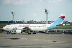 F-BUAP Airbus A.300B2-1C Air Inter (pslg05896) Tags: ory lfpo paris orly fbuap airbus a300 airinter