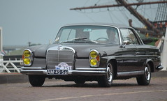 1966 Mercedes Benz 250SE AM-45-56 (Stollie1) Tags: mercedes benz 1966 lelystad 250se am4556