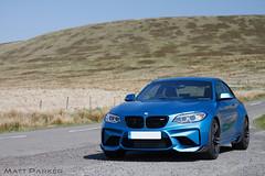 Baby M (MJParker1804) Tags: new blue 6 beach countryside long district twin peak turbo bmw british f22 straight m2 n55 2016