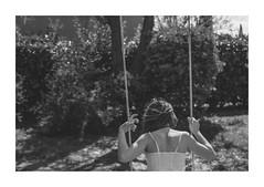 Cette belle enfance. (Polcaroid) Tags: summer portrait blackandwhite sun white black france love girl canon lens photography 50mm shoot noir little noiretblanc portraiture littlegirl shooting toulouse 6d canonlens 50mmlens etblanc canon6d