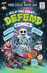 Defend Comics (Free Comic Book Day 2016) (FranMoff) Tags: craig comicbooks freecomicbookday defend cbldf fcbd2016