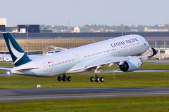First Airbus A350-900 XWB for Cathay Pacific - take off (Curufinwe - David B.) Tags: france plane airplane flying airport minolta pacific aircraft aviation flight beercan planes airbus toulouse takingoff takeoff cathay avion 70210 a77 cathaypacific hautegaronne midipyrnes airbusa350 swire avgeek a350 a350xwb blra a350900 a77v sonyalpha77 sonydslta77v airbusa350900xwb airbusa350xwb