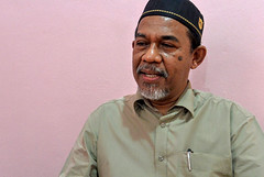 Abu Hafez Al-Hakim (Prachatai) Tags: south deep mara abu hafez patani alhakim