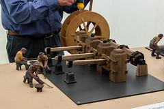 Schwanzhammer (RGaenssler) Tags: deutschland europa technik badenwrttemberg verhttung ostalb knigsbronn schwanzhammer hammerwerksmodelle