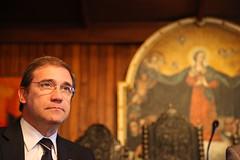 Pedro Passos Coelho na Jornada de Acção Social