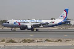 VP-BPU A320 Ural Airlines (JaffaPix +4 million views-thanks...) Tags: dubai airshow airbus a320 320 dxb dubaiairport omdb dubaiairshow uralairlines vpbpu jaffapix davejefferys