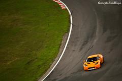 Evora on the Roller Coaster (G.R.Bispo) Tags: uk orange race track lotus s racing british canon5d hatch evora brands 70200f28 gonas gonaloreisbispo