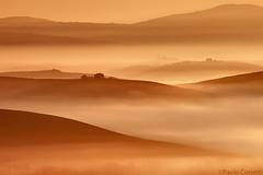 Layers & Lines #5 (Corsaro078) Tags: landscape tuscany siena toscana paesaggio colline cretesenesi d90 greatphotographers sanquirico layerslines
