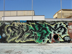 MYST (Same $hit Different Day) Tags: mist graffiti bay san francisco area myst ctv